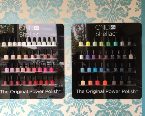Our wide range of colours