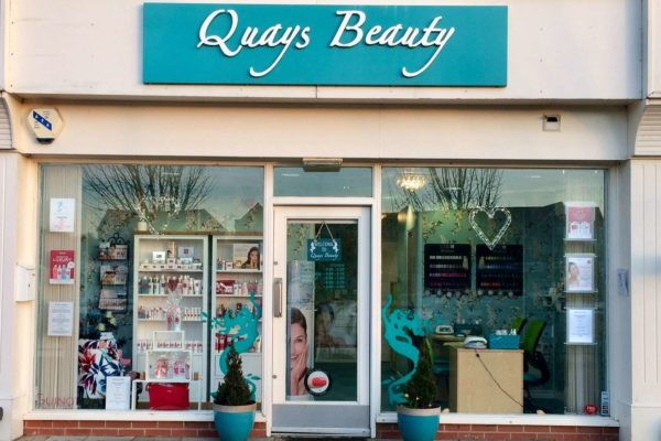 Quays Beauty, Beauty Salon in Lincoln - Front