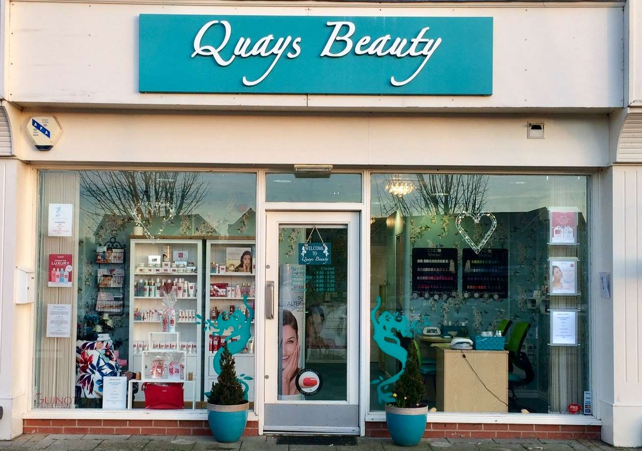 Quays Beauty Salon In Lincoln