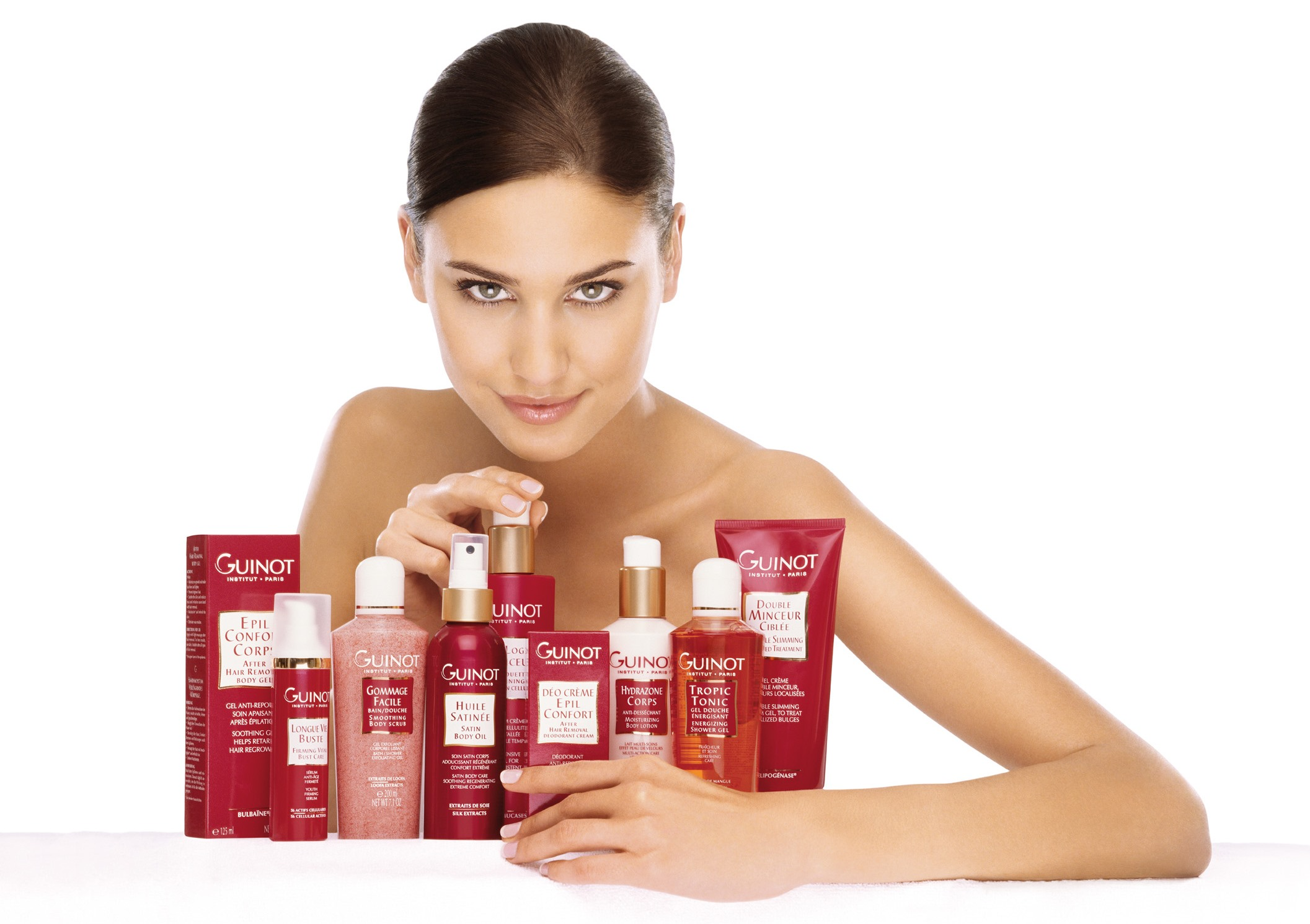 Quays Beauty - Guinot Beauty Products